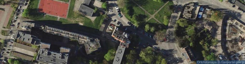 Zdjęcie satelitarne Zachodnia 4