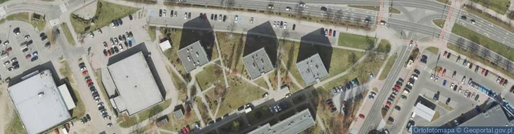 Zdjęcie satelitarne Zawadzkiego Tadeusza 67