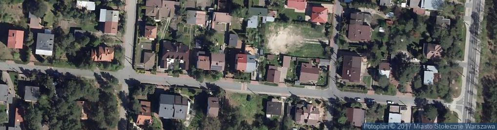 Zdjęcie satelitarne Żeromskiego Stefana 31