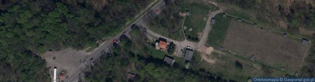 Zdjęcie satelitarne Złotoryjska ul.