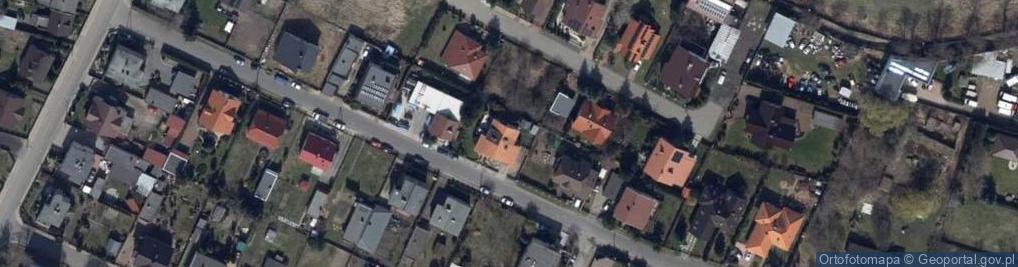 Zdjęcie satelitarne Żytnia 20