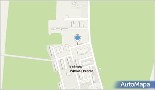 Sala Weselna Korona Łuków ~ Wstaw powyższą mapkę na swoją stronę lub utwórz własną mapę w