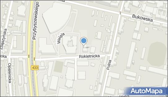 Dom Studencki ASPIRYNKA, 60-806 Poznań, Rokietnicka 6  - Akademik, Bursa