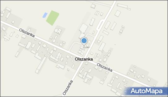 BS Łosice, 08-207 Olszanka, 24h  - Bank Spółdzielczy - Bankomat