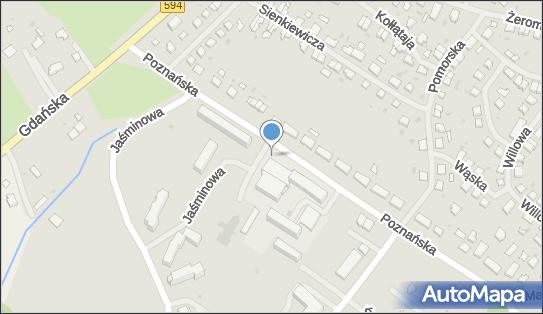 Basen,  Kętrzyn, Poznańska 21  - Basen