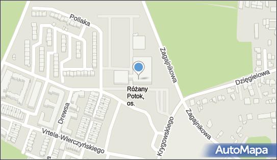 Pływalnia UAM, Poznań, ul. Strażewicza 21