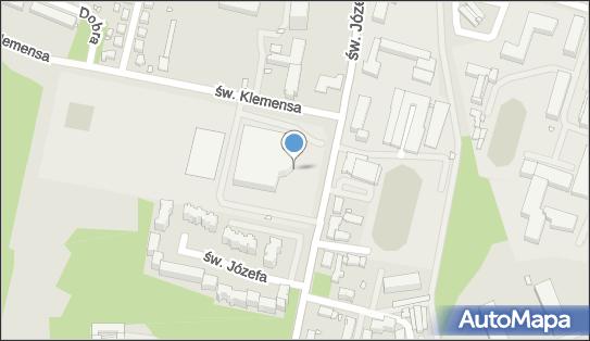 Uniwersyteckie Centrum Sportowe UMK, Toruń, św. Józefa 17