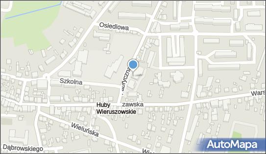 Biedronka,  Wieruszów, ul. Fabryczna 75  - Biedronka - Supermarket