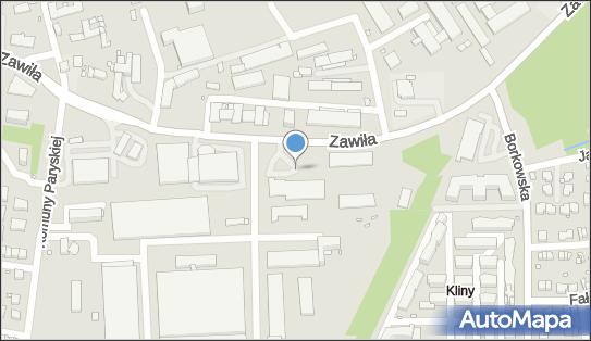 ATTIC Centrum Budowlane, Kraków, Zawiła 50