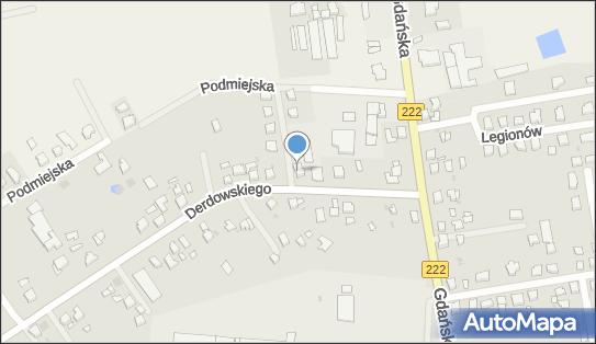 BROKER, Starogard Gdański, Derdowskiego 4  - Budowlany - Sklep, Hurtownia