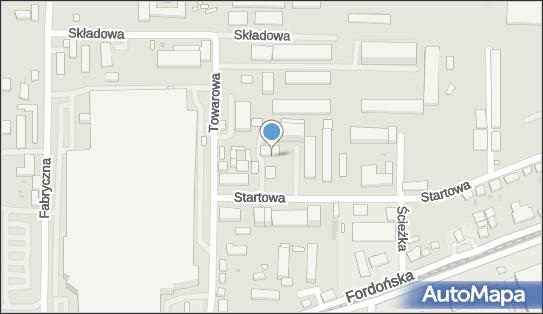 Chemik, Bydgoszcz, Startowa 3  - Budowlany - Sklep, Hurtownia