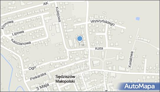 Żelazny, 39-120 Sędziszów Małopolski, Kolejowa 8  - Budowlany - Sklep, Hurtownia