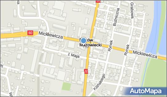 Miejski Dom Kultury, Maków Mazowiecki, Stanisława Moniuszki 2