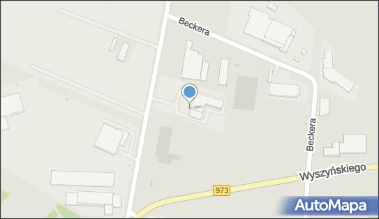 DHL Tarnow, Tarnów, Czysta 11