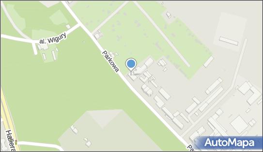 Dom Pomocy Społecznej nr 1, Grudziądz, Parkowa 12  - Dom opieki, Hospicjum
