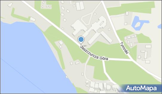 Hotel Eva, Mrągowo, ul. Jaszczurcza Góra  14 - Hotel