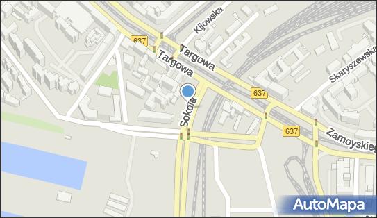 Auto gaz, Warszawa, Targowa 11/13