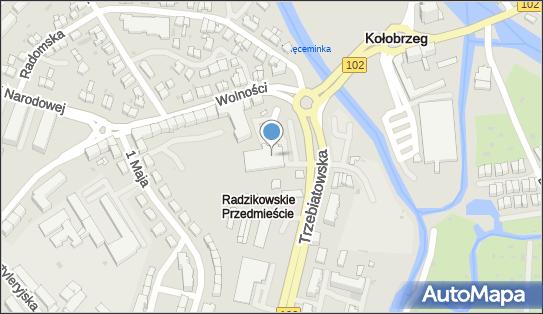 Intermarche, Kołobrzeg, Trzebiatowska 6  - Intermarche - Supermarket