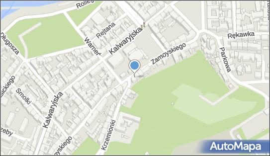 Komisariat Policji V, Kraków, Jana Zamoyskiego 22  - Komenda, Komisariat, Policja