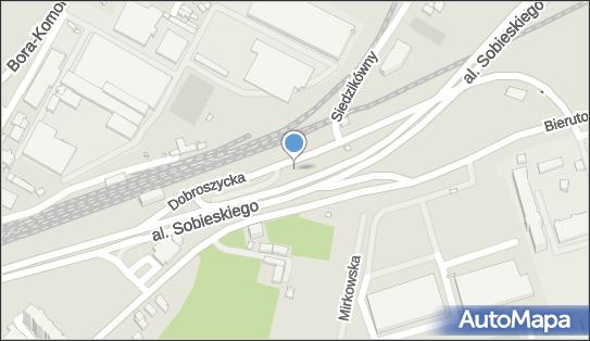 Radar, pomiar prędkości, Wrocław-Psie Pole