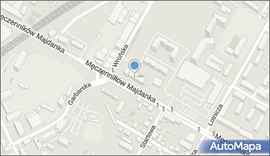 KRUS, Lublin, Droga Męczenników Majdanka 12  - KRUS