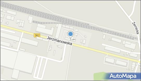 Dragongaz, Wrocław, Jerzmanowska 9