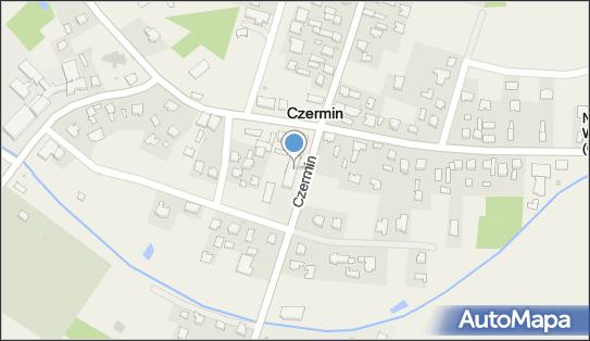 Jan Czaja, Czermin - LPG - Stacja
