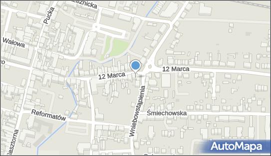mBank, 84-200 Wejherowo, 12 Marca 181  - mBank - Oddział
