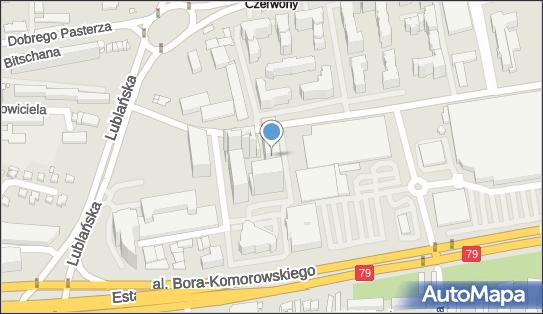 Centrum Medicover Bora-Komorowskiego, Kraków