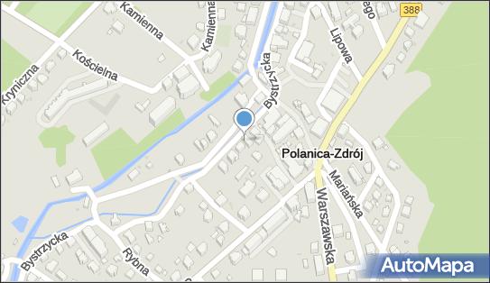 Przy Kominku, 57-320 Polanica-Zdrój, Bystrzycka 33  - Mleczny - Bar