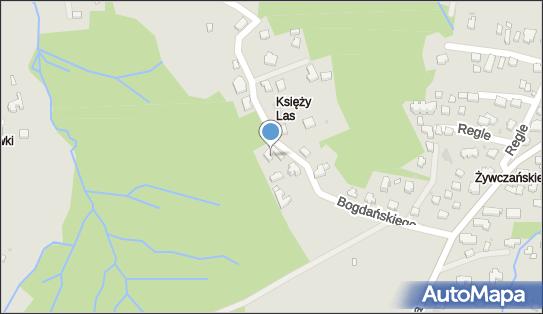 Tatra Chalet, Zakopane, ul. Bogdańskiego 5