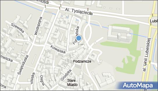 Oddział Lublin 1, 20-115 Lublin, Kowalska 14  - Polwell - Hurtownia fryzjerska
