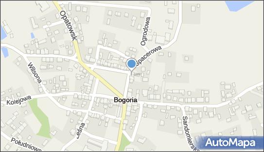 Gminny Ośrodek Pomocy Społecznej, 28-210 Bogoria, ul. Rynek 7  - Pomoc Społeczna