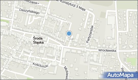 Prokuratura Rejonowa, Środa Śląska, Parkowa 1
