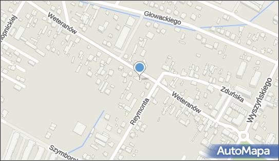 Powiatowy Urząd Pracy w Wołominie Filia w Radzyminie, 05-250 Radzymin - Przedsiębiorstwo, Firma