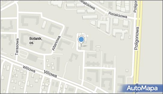 Chatka Puchatka, 20-819 Lublin, Ul. Kaskadowa 11  - Przedszkole
