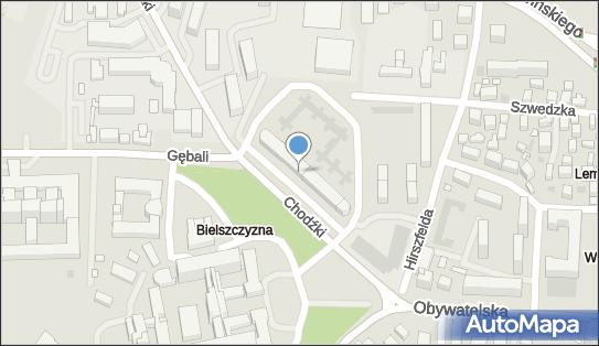 GALEN, Lublin, ul. Chodźki 3