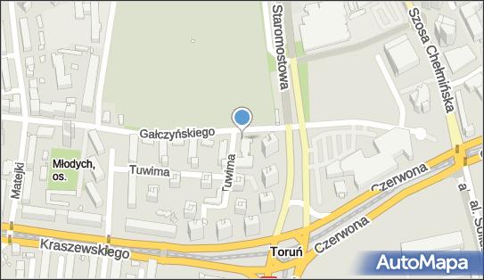 Lecznice Citomed Przychodnia nr 2,  Toruń, Juliana Tuwima 9  - Przychodnia