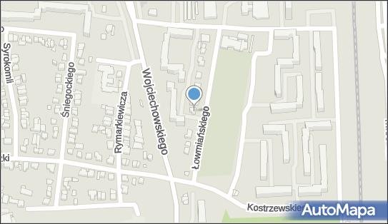 NZOZ IMEDICA, Poznań, Łowmiańskiego Henryka 18  - Przychodnia