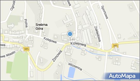 Restauracja Koniuszy, Srebrna Góra, ul. Kolejowa  13