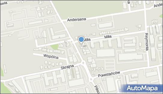 Wanilia, Ząbki, ul. Piłsudskiego 95b - Restauracja