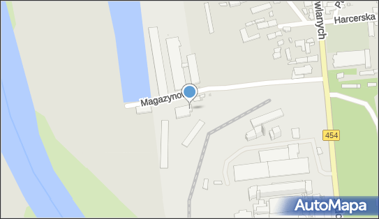 Hurtownia Rowerów,  Opole, Magazynowa 3  - Rowerowy - Sklep, Serwis