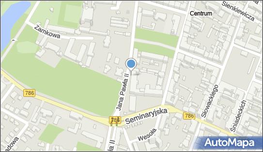 św. Trójcy - Wyższe Seminarium Duchowne, Kielce - Rzymskokatolicki - Kościół