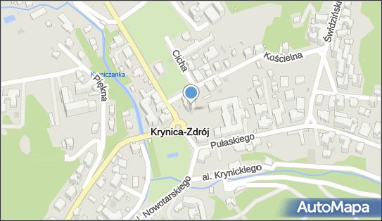 Wniebowzięcia NMP kościół zdrojowy, 33-380 Krynica-Zdrój - Rzymskokatolicki - Kościół