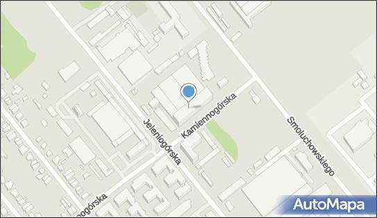 Sąd Okręgowy, Poznań, Kamiennogórska 26  - Sąd