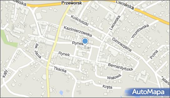 Powiatowa Stacja Sanitarno - Epidemiologiczna, Przeworsk, Rynek 1  - SANEPID