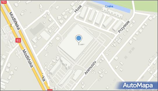 Selgros, Warszawa, Przylesie 3  - Selgros - Hipermarket