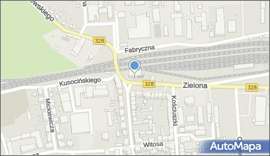 Chojnów - PKP,  Chojnów, Plac Dworcowy 8  - Stacja, Dworzec kolejowy