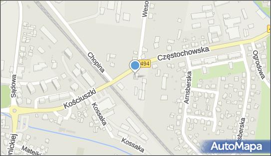 Baag, 46-300 Olesno, Częstochowska 1  - Stacja Kontroli Pojazdów