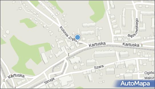 Stacja Kontroli Pojazdów,  Gdańsk, Kartuska 187  - Stacja Kontroli Pojazdów